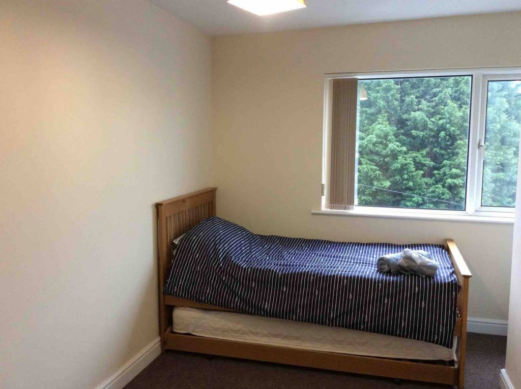 Flat C Single Bedroom